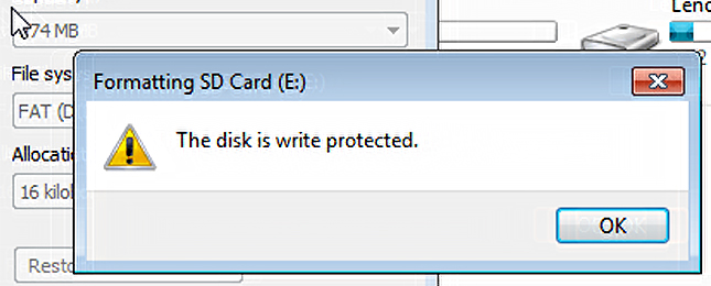 Untitled 3 موضوع شامل عن حل مشكله the disk is write protected   الفلاش محمي ضد الكتابه