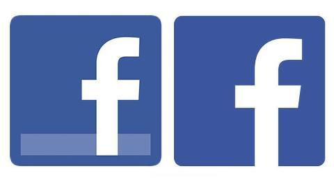 رسميا : فيس بوك تحصل على لوجو جديد