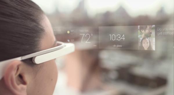 جوجل تنشر أول فيديو من شرح كيفية استخدام Google Glass