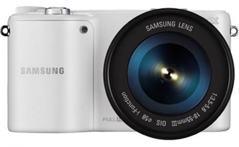 اعلان سامسونج عن الكاميرا الجديدة Samsung NX2000