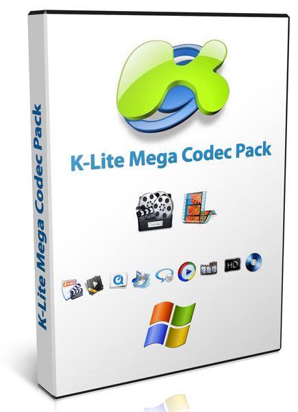 تحميل حزمه كودك كامله لتشغيل جميع انواع الفديوهات والصوتيات K-Lite Codec Pack 990 Full