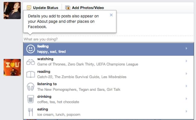 الفيسبوك يطرح ميزة جديدة للمنشورات