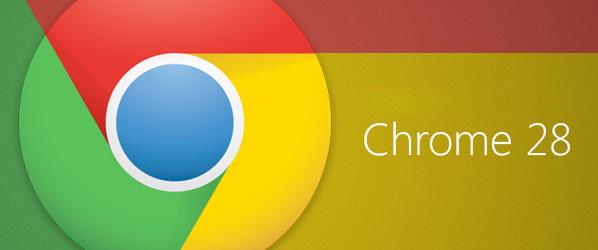 مميزات 28 Google Chrome الجديد + رابط التحميل
