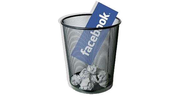 حذف حساب الفيسبوك نهائياً