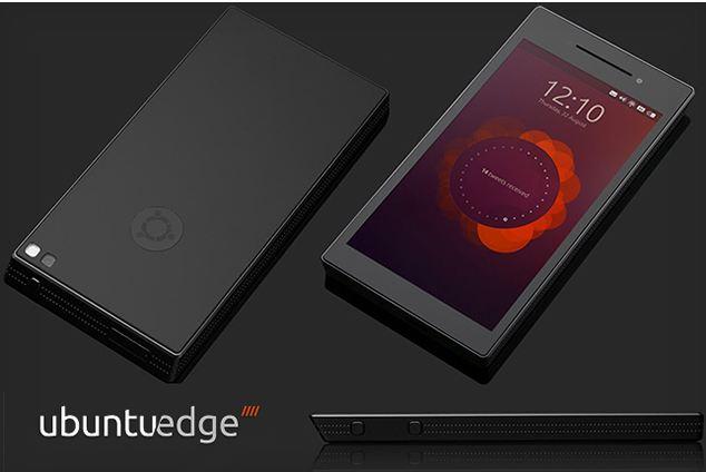 تعرف علي هاتف Ubuntu Edge الجديد