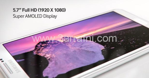 موضوع شامل بالصور والفيديو مواصفات Samsung Galaxy Note 3 والسعر (1)