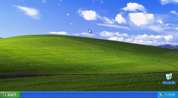 ويندوز إكس بي من مايكروسوفت  405 مليـون مستخدم لويندوز اكس بي حتي الان
