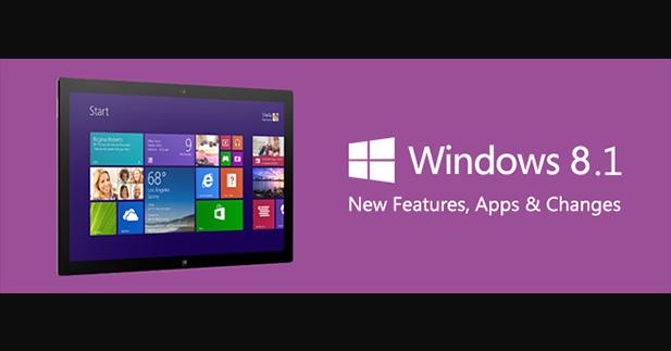 شرح تحديث من نظام تشغيل windows 8 الي windows 8.1 رسمياً