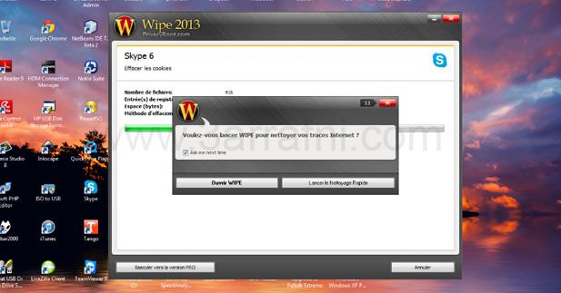 Wipe 2013