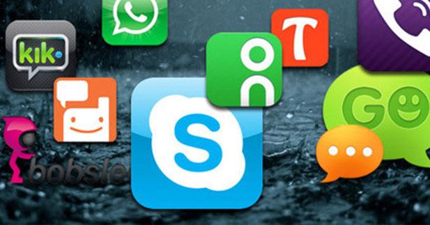 أفضل 10 تطبيقات للدردشة والمحادثات لجميع انظمه الهواتف الذكيه