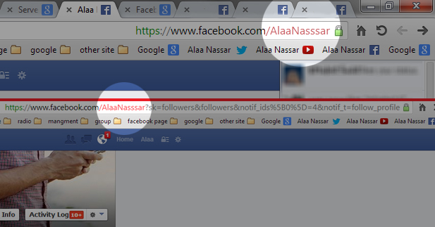 اجعل Mark Zuckerberg مؤسس الفيسبوك يقوم بعمل follow علي حسابك الشخصي وأدهش أصدقائك