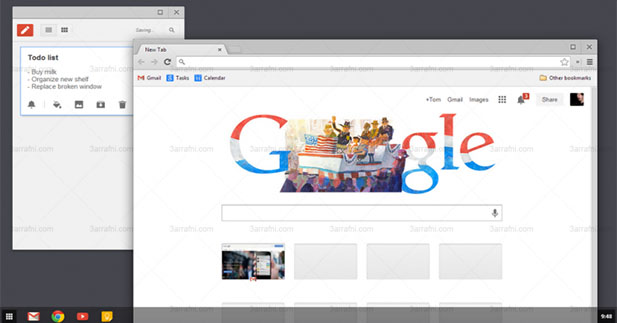 جوجل كروم يخبرك اذا كان موقع يستخدم  شئ من جهازك