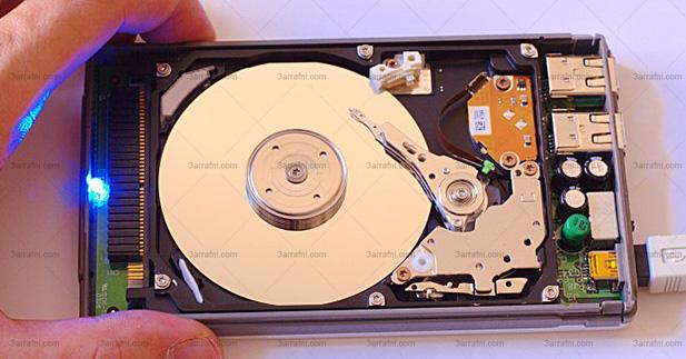 لماذا يتم استرجاع الملفات من القرص الصلب رغم حذفها – Hard Disk