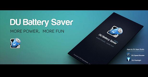 من أحسن برامج الحفاظ علي البطارية للأندرويد DU Battery Saver