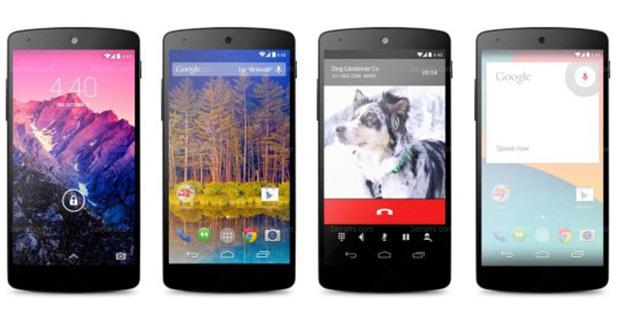 """خلفيات الهاتف الذكي """" إل جي نيكسوس 5 """" – LG Nexus 5"""