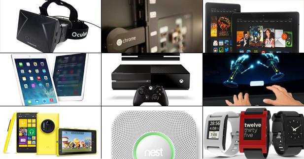 أفضل 10 أجهزة تقنية لسنة 2013