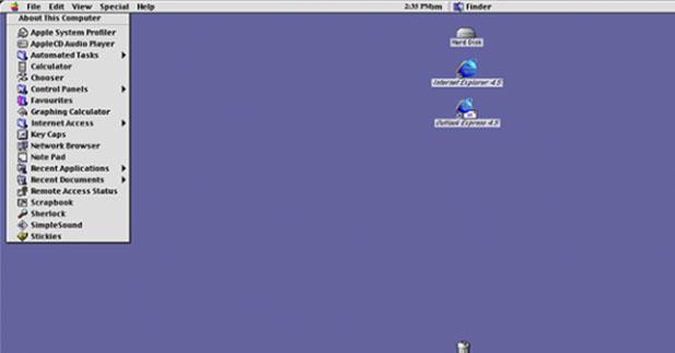 مواقع لتجربة أنظمة تشغيل الويندوز و الماك القديمة و النادرة