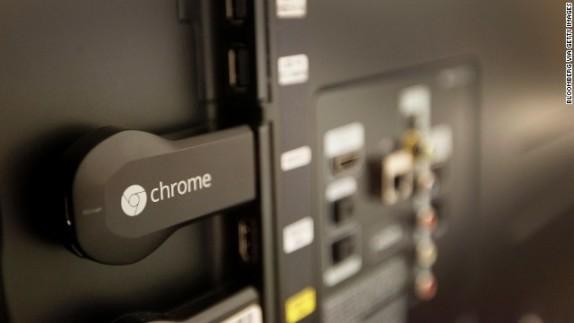 تقنية كروم كاست , جهاز كروم كاست , جهاز جوجل كروم كاست , chromecast , تقنية chromecast , chromecast 2014