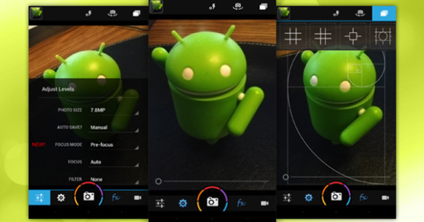 أفضل 7 تطبيقات التعديل علي الصور والتصوير للأندرويد