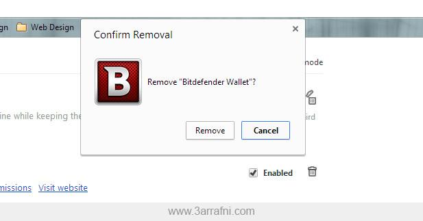 remove bitdefender