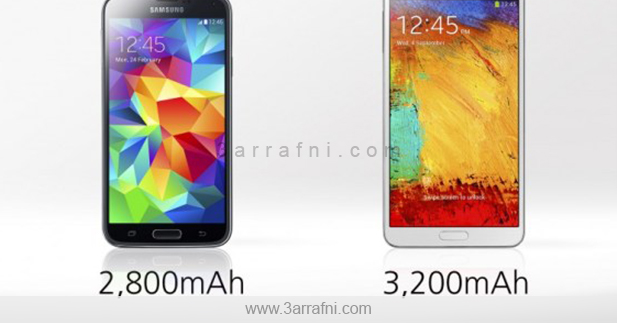 Galaxy S5 vs Galaxy Note 3 (3)