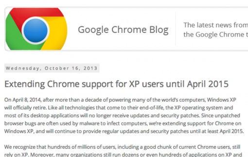 chrome-blog