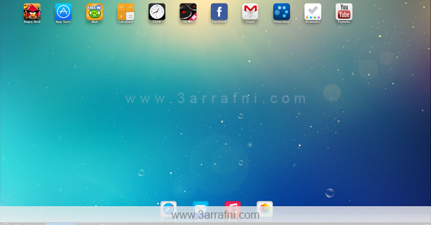 تثبيت ipad علي جهازك للتمتع بتطبيقات ios