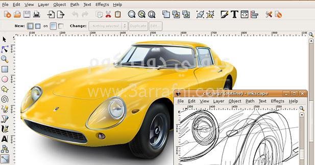 أفضل برامج التصميم و التعديل على الصور فى نظام لينكس