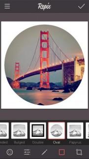 تطبيق Repix لتحرير الصور , إضافة ثأتيرات على الصور , تطبيق إضافة الثأتيرات على الصور , تطبيق Repix لإضافة الثأتيرات على الصور في الايفون
