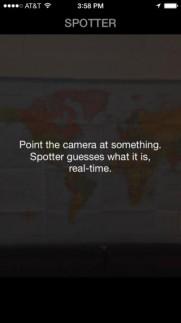 تطبيق Spotter by Jetpac , Spotter by Jetpac , ايفون , تطبيقات ايفون , تصوير , تطبيقات تصوير للايفون