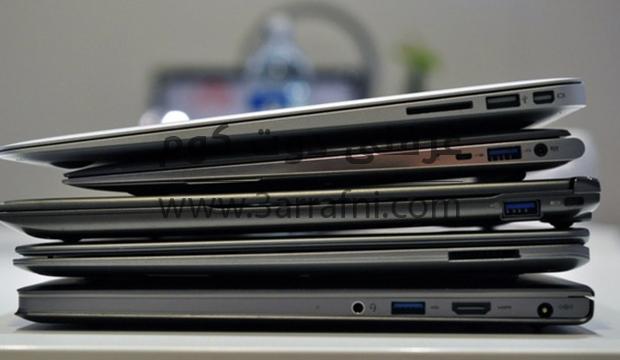 الفرق بين  الاجهزه المحموله Netbook و Notebook و Ultrabook و Laptop