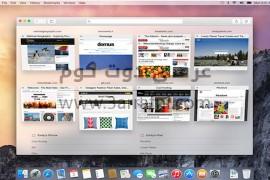 استخدام واجهة ماك الجديده OSX Yosemite علي نظام windows