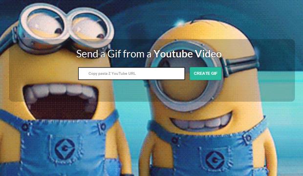 موقع لتحويل فيديوهات اليوتيوب الي صور GIF متحركه