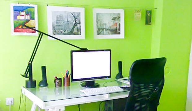 أهميه وجود مساحه عمل Workspace اذا كنت من مدمني الحاسوب