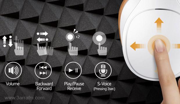 Level-Over Wireless Over-ear Headphones