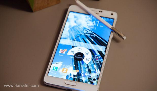 مواصفات ومميزات هاتف نوت Galaxy Note 4 من سامسونج (1)