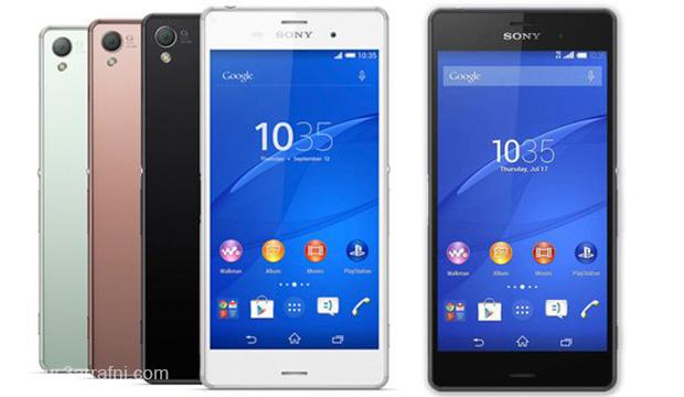 مواصفات ومميزات هاتف Xperia Z3 من سوني