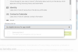 حل مشكله This app is incompatible with your device عند تثبيت تطبيق من متجر جوجل بلاي