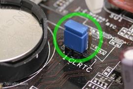 5 طرق لحذف او اعاده ضبط كلمه مرور لـ BIOS or CMOS