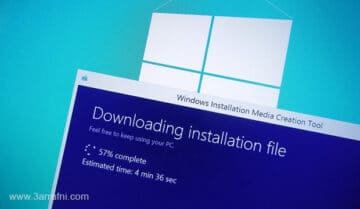 أداه رسميه من مايكروسوفت لتحميل نسخ اصليه من ويندوز 8.1