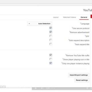 اضافه لتحميل فيديوهات اليوتيوب بالكامل قبل تشغيلها والعديد من المميزات الأخري