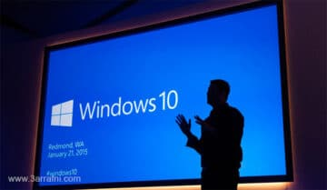 بالفيديو مراجعة واستعراض النسخه التجريبيه ويندوز 10 الجديدة Build 9926