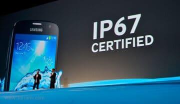 الفرق بين معايير IP Resistance Code الموجودة فى الهواتف المضادة للماء