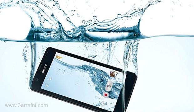 الفرق بين معايير IP Resistance Code الموجودة فى الهواتف المضادة للماء (2)