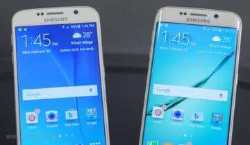 مواصفات والمميزات الكاملة لهاتف سامسونج Galaxy S6 و Galaxy S6 edge 12