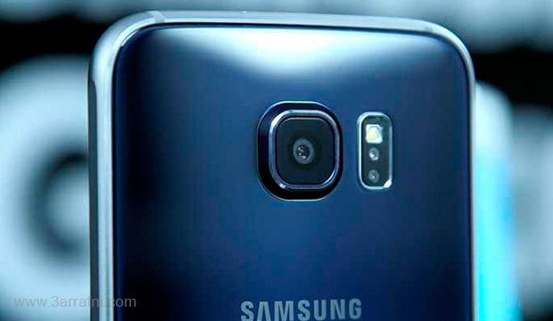 كاميرا Galaxy S6 و Galaxy S6 edge