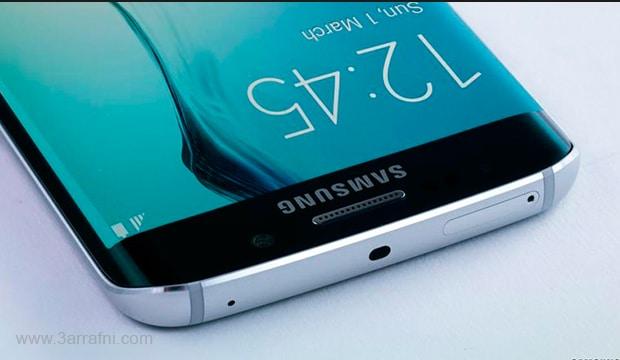 هيكل Galaxy S6 و Galaxy S6 edge