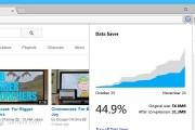 اضافة Data Saver لجوجل كروم لتصفح المواقع بشكل اسرع