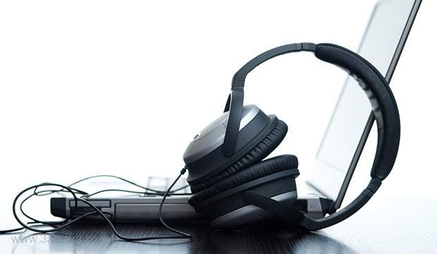 حل مشكلة عدم سماع الأصوات المحيطة بك اثناء استخدامك لسماعة الاذن