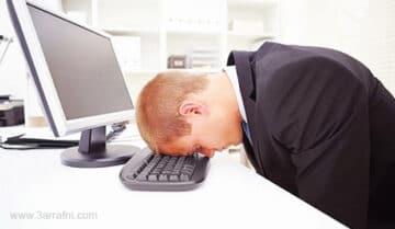 نصائح لحل مشاكل التي تظهر نتيجة جلوسك لساعات طويله امام الكمبيوتر